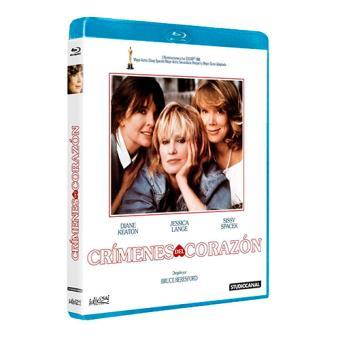 Crímenes del corazón - Blu-Ray