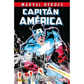 Capitán América 1 - Se ha hecho justicia