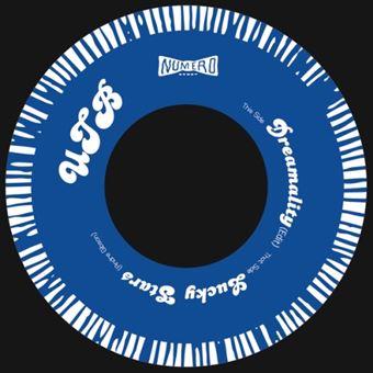 "Dreamality b/w Lucky Stars - Single Vinilo 7"""