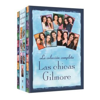 Pack Las chicas Gilmore Serie Completa - DVD