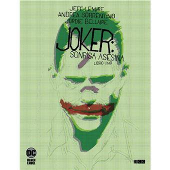 Joker: Sonrisa asesina núm. 1 de 2