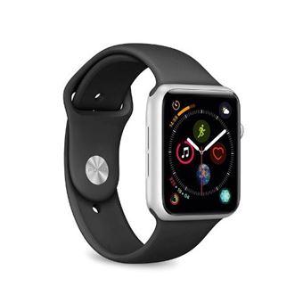Correa deportiva Puro Icon Negro para Apple Watch 40 mm