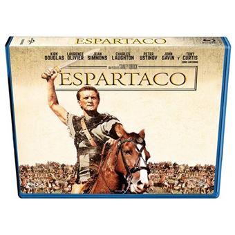 Espartaco - Blu-ray Horizontal