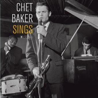 Chaet Baker Sings - Vinilo