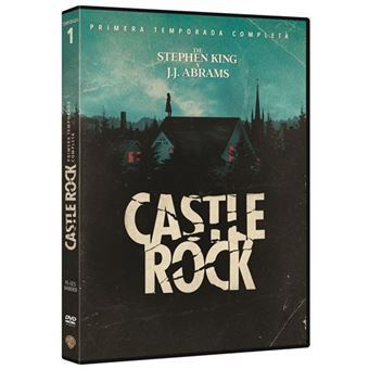 Castle Rock  Temporada 1 - DVD