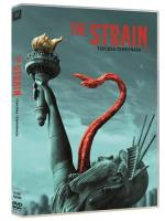 The Strain  Temporada 3 - DVD