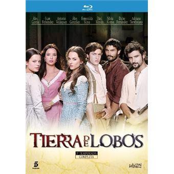 Tierra de lobos - Temporada 3 - Blu-Ray