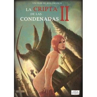La cripta de las condenadas II - DVD