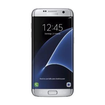 """Samsung Galaxy S7 Edge 5,5"""" 4G Plata"""