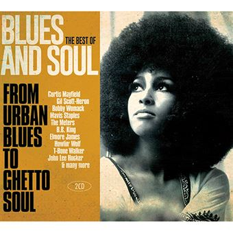 The Best of Blues and Soul - 2 CD