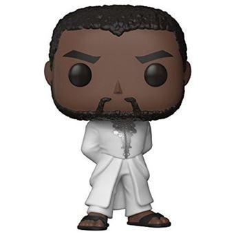 Figura Funko Marvel Black Panther - Tchalla con toga blanca