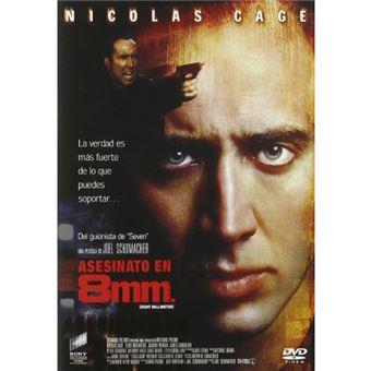 Asesinato en 8 milímetros - DVD