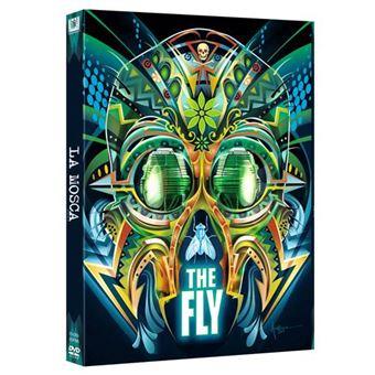 La mosca (1986) - Ed Halloween - DVD
