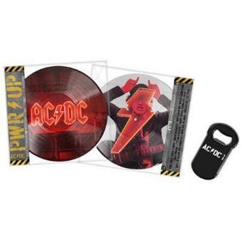Power Up - Vinilo Picture Disc + Abridor botella