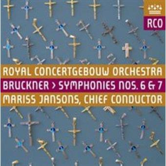 Symphonies no. 6 & 7