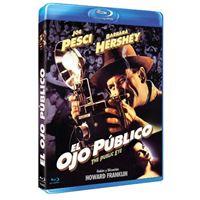 El ojo público - Blu-ray