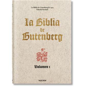 La Biblia de Gutenberg de 1454