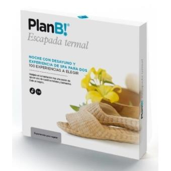 PlanB!. Escapada termal
