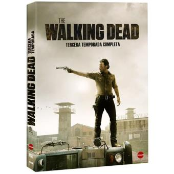 The Walking DeadThe Walking Dead - Temporada 3 - DVD