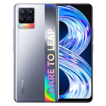 Realme 8 6,4'' 128GB Plata