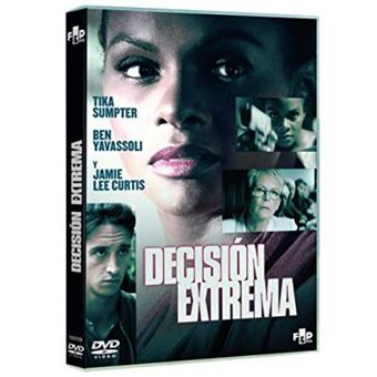 Decisión extrema  - DVD