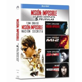 Pack Misión imposible - Blu-Ray 1 - 5