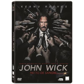 John Wick. Pacto de sangre - DVD