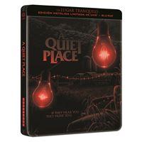 Un lugar tranquilo - Steelbook Blu-ray + Libreto