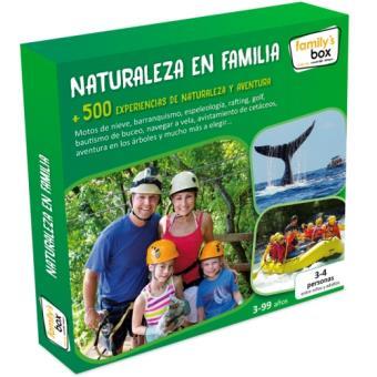 Caja Regalo Kiddy's box - Naturaleza en Familia