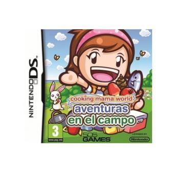 Cooking Mama World: Aventuras en el campo Nintendo DS