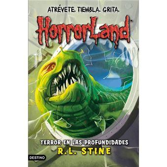 Resultado de imagen de libros horrorland