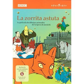 La zorrita astuta (DVD)