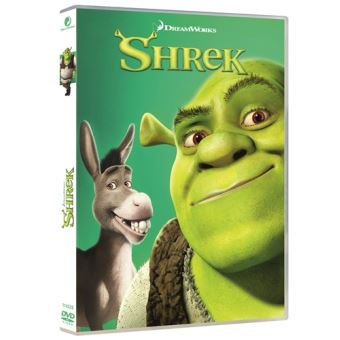 Shrek 1 -  DVD