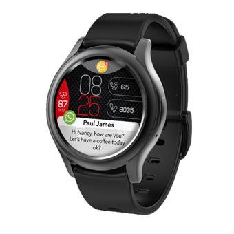 Smartwatch Mykronoz ZeRound3 Negro