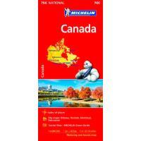 Mapa National - Canadá