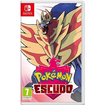 Pokémon Escudo Nintendo Switch