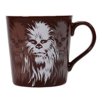 Taza Star Wars - Chewbacca No conviene enfadar a un Wookiee