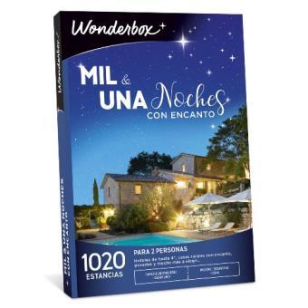 Caja Regalo Wonderbox - Mil & Una Noches con encanto