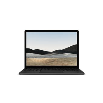 Microsoft Surface Laptop 4 15'' AMD R7 8GB 512GB Negro