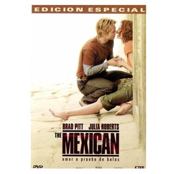 The Mexican Ed Especial - DVD