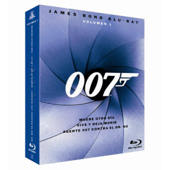 Pack James Bond - Volumen 1 - Blu-Ray