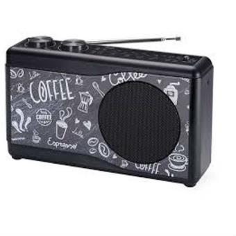 Radio portátil Big Ben 4  Coffee