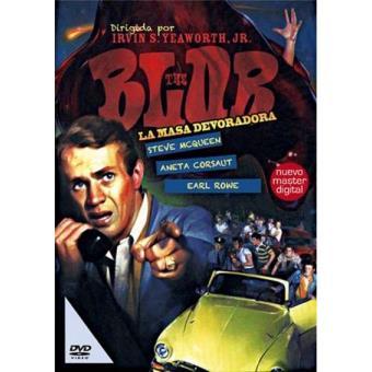 The Blob. La masa devoradora - DVD