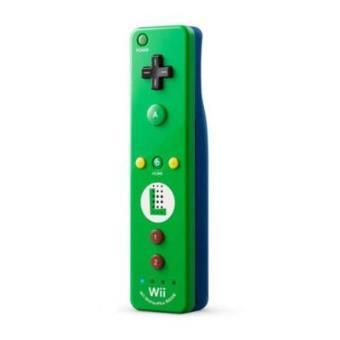 Mando Remote Plus Luigi Wii U