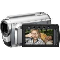 JVC GZ-MG630S 60 GB Plata Videocámara Disco Duro