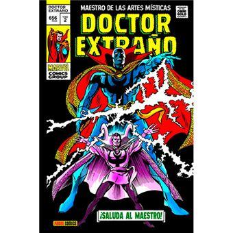 Doctor Extraño 2 - ¡Saluda al maestro!
