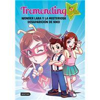 Tremending girls -  Wonder Lara y la misteriosa desaparición de Niko