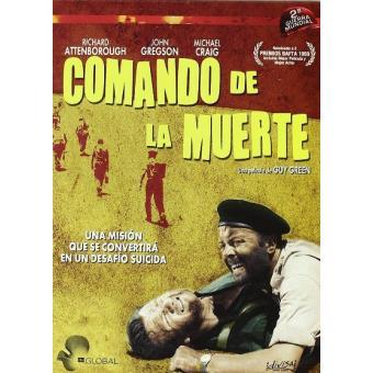 Comando de la muerte - DVD