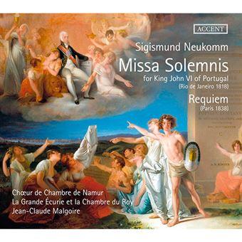 Sigismund Neukomm - Missa Solemnis y Requiem