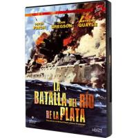 La batalla del Río de la Plata - DVD
